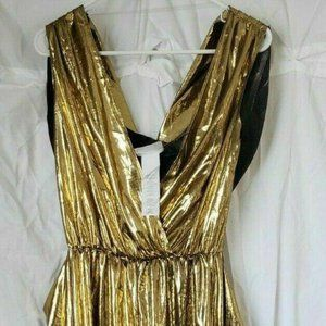 California Costumes Other - California Costumes Women's 70S Costume, Gold, XS